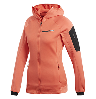 Women's Terrex Stockhorn Fleece Hoodie