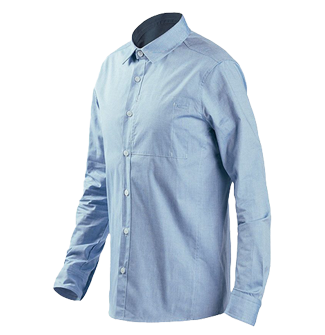 The Hayes High-Performance Button-Up Shirt